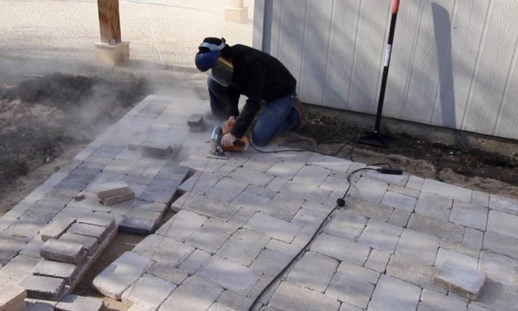 paver removal arizona