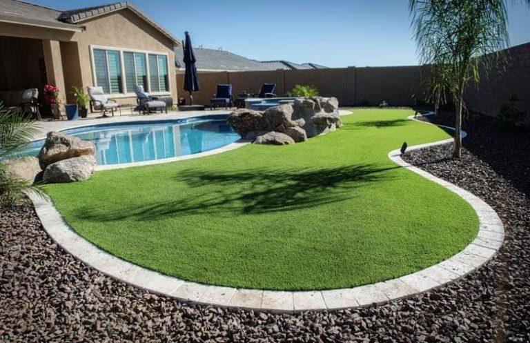 Artificial Grass for Lawns and Landscaping Gilbert AZ